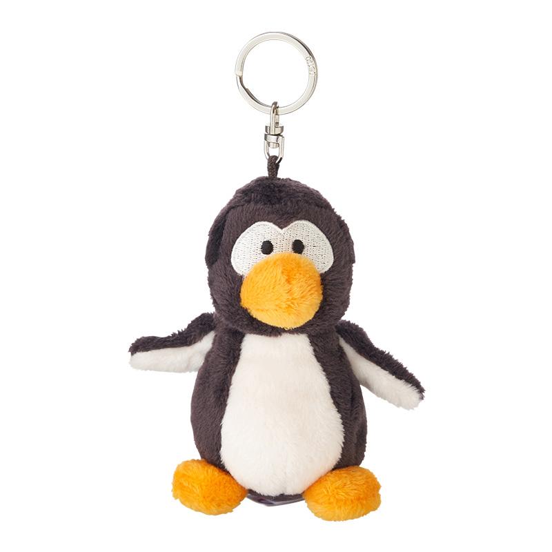 ニキ NICI ぬいぐるみキーリング ペンギン フリジー