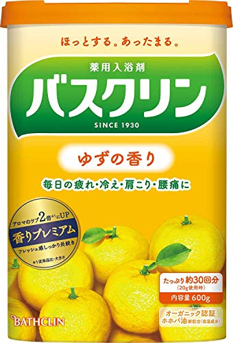 バスクリン入浴剤(医薬部外品)