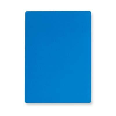 共栄プラスチック A4 透明下敷 ブルー