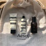 香りの'調べ'を届けるテルツェット。Aesopの香水の種類と知られざる誕生秘話