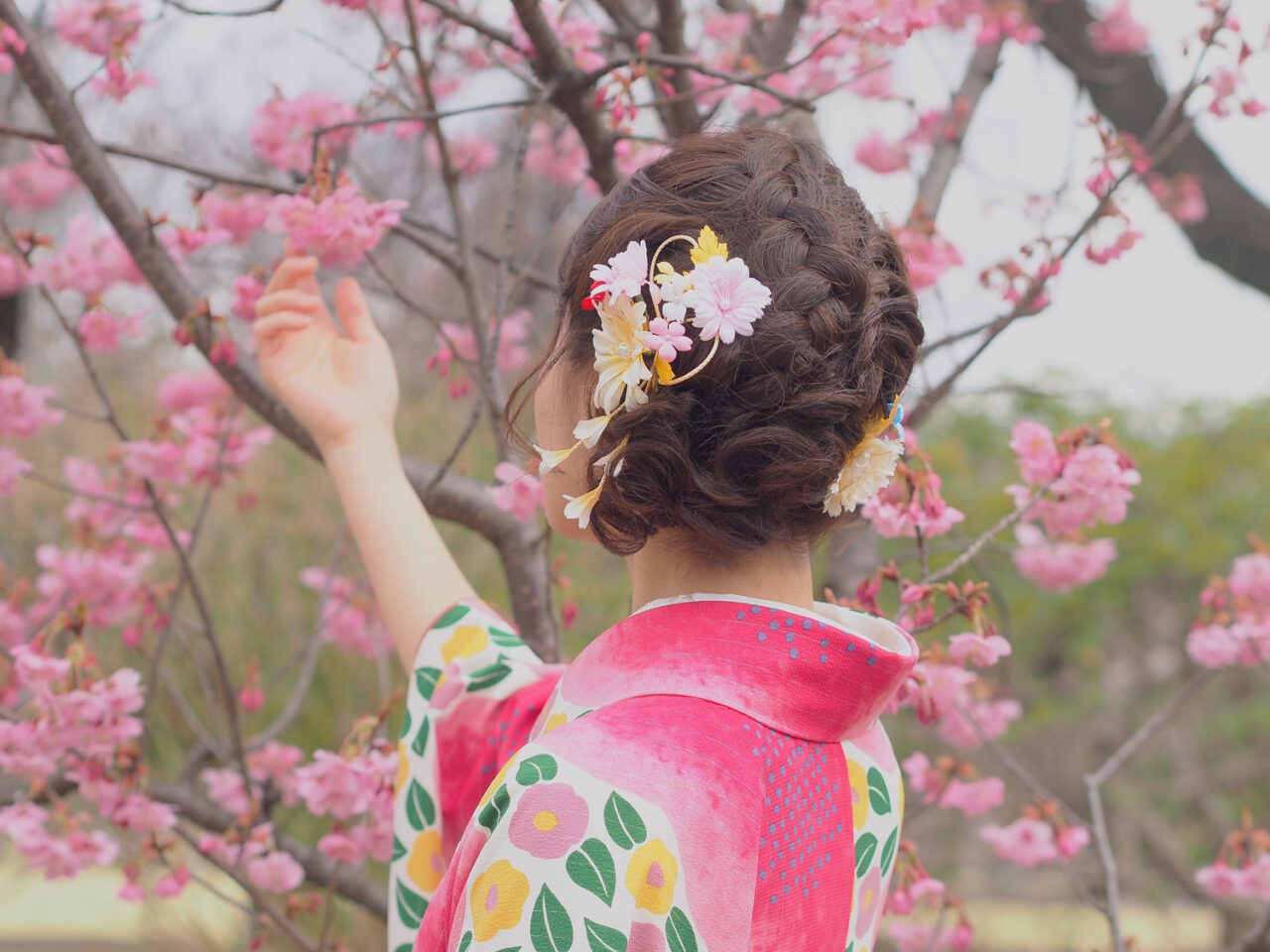 日本の女性は美しい。やまとなでしこの作法に倣う、四季折々の美人仕草について