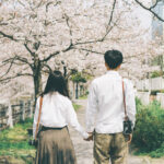 春から二人の遠距離恋愛が始まる。時間と距離に間ができても恋人と仲良しでいるために