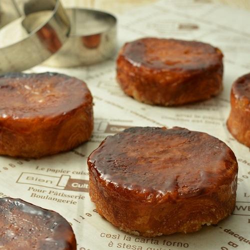 パンがなければカヌレを作ればいい。60分でマイルームがフランス洋菓子店になるの