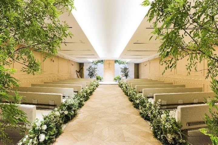 「結婚式挙げたい!」って未来の旦那さんにお願いしちゃお。都内のスポット4種類