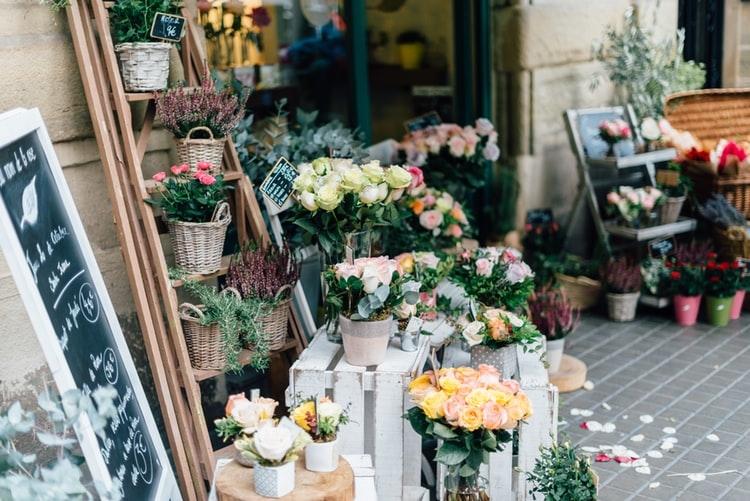 どんなお花が届くかはお楽しみ