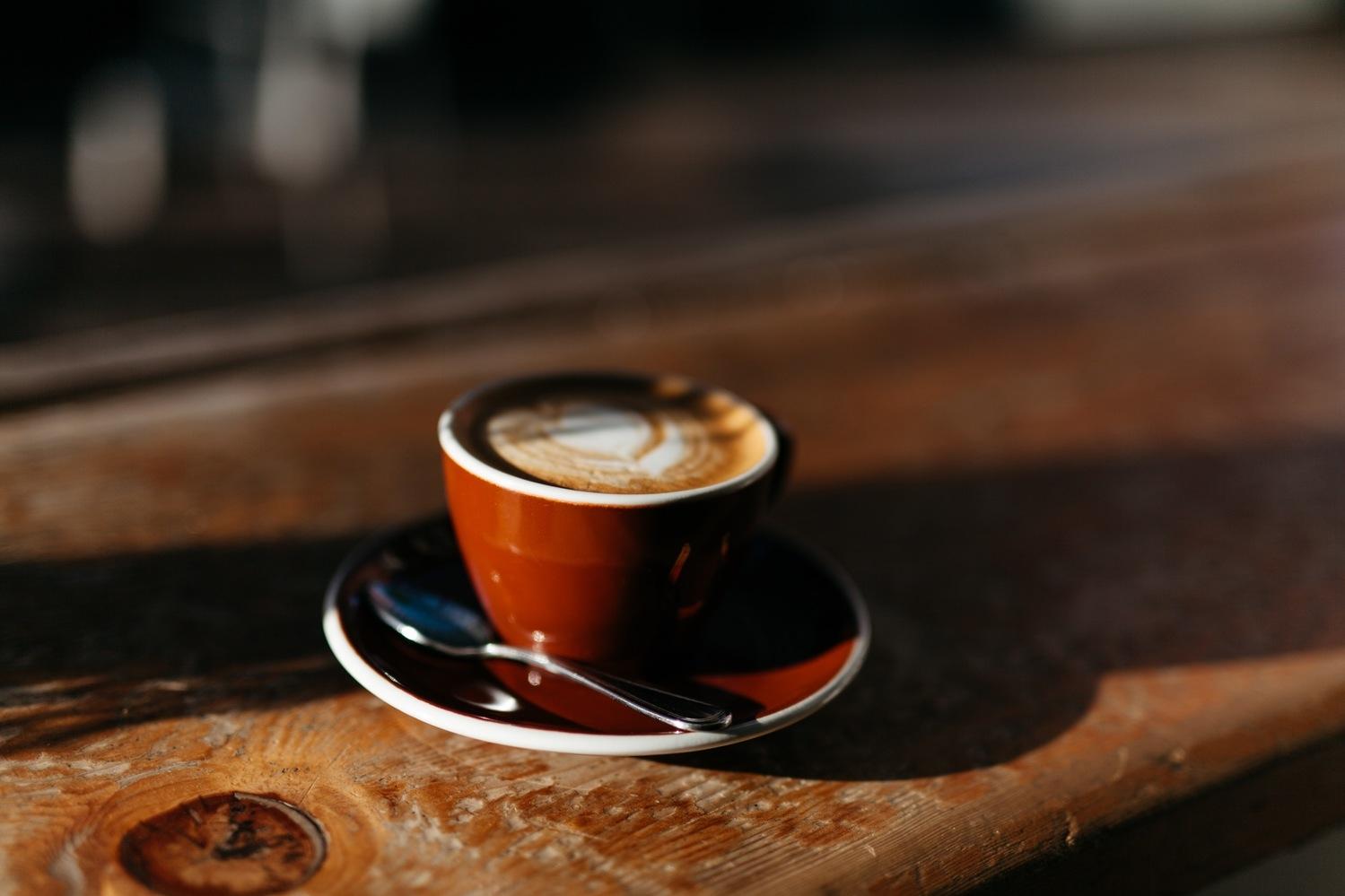 お洒落なカフェを探して