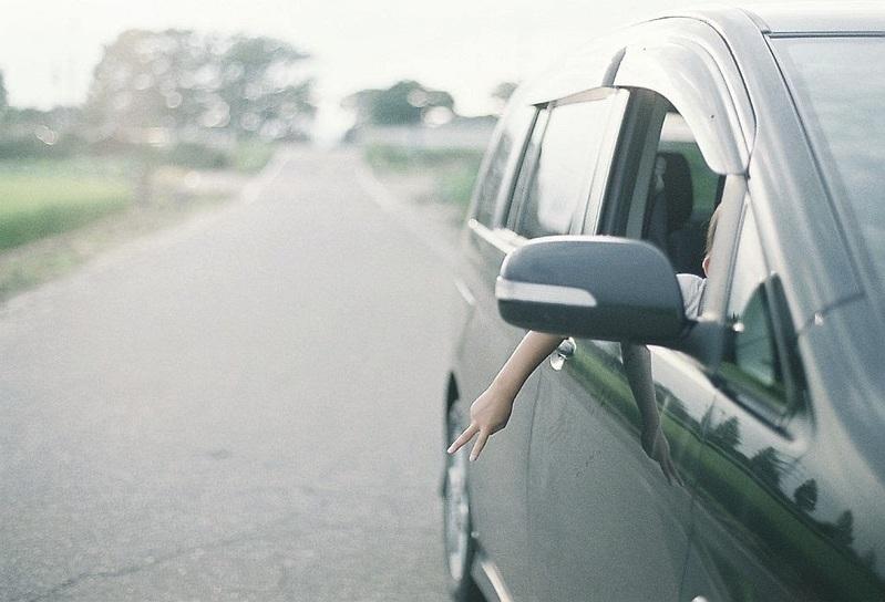 03|景色が綺麗なところにドライブ