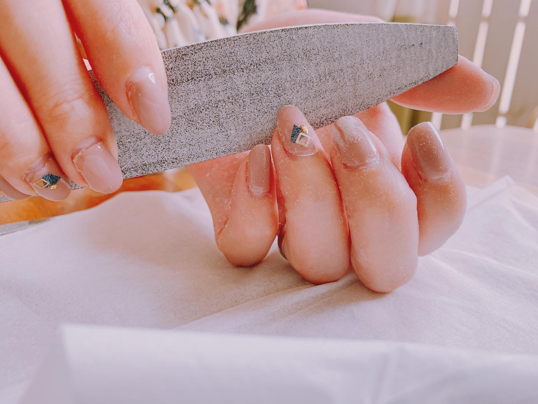 :爪切りで切らない