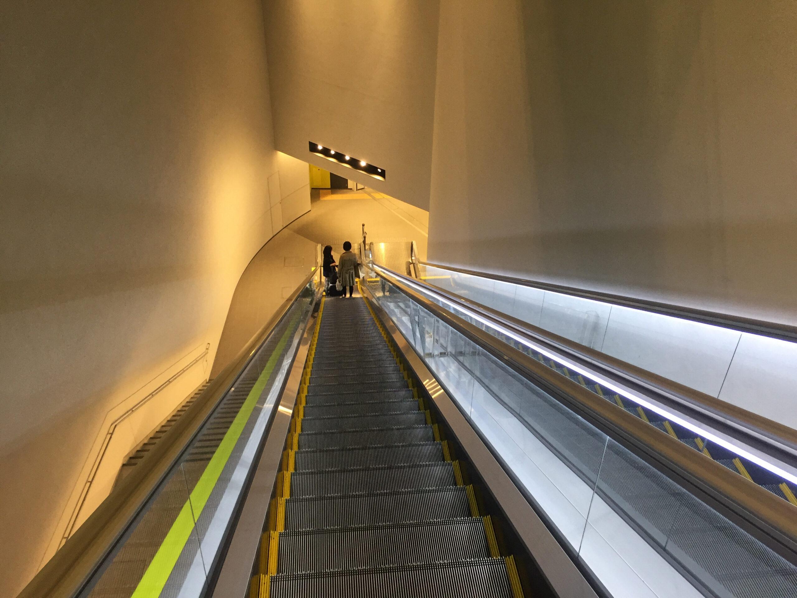 本当は階段使いたいのに…そんな時