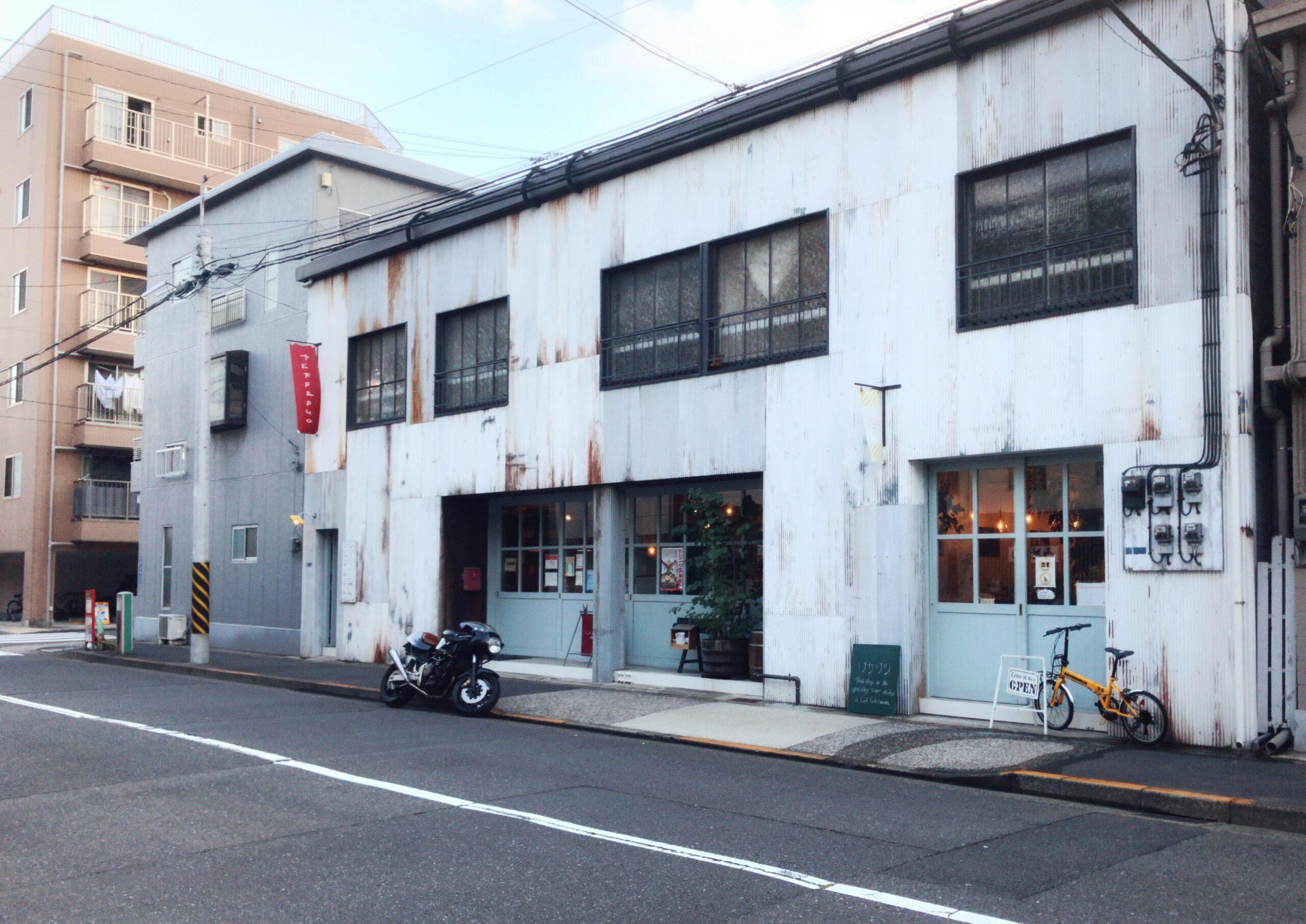 ⑥ドラマ撮影にも使われたレトロ空間 fukadaso cafe