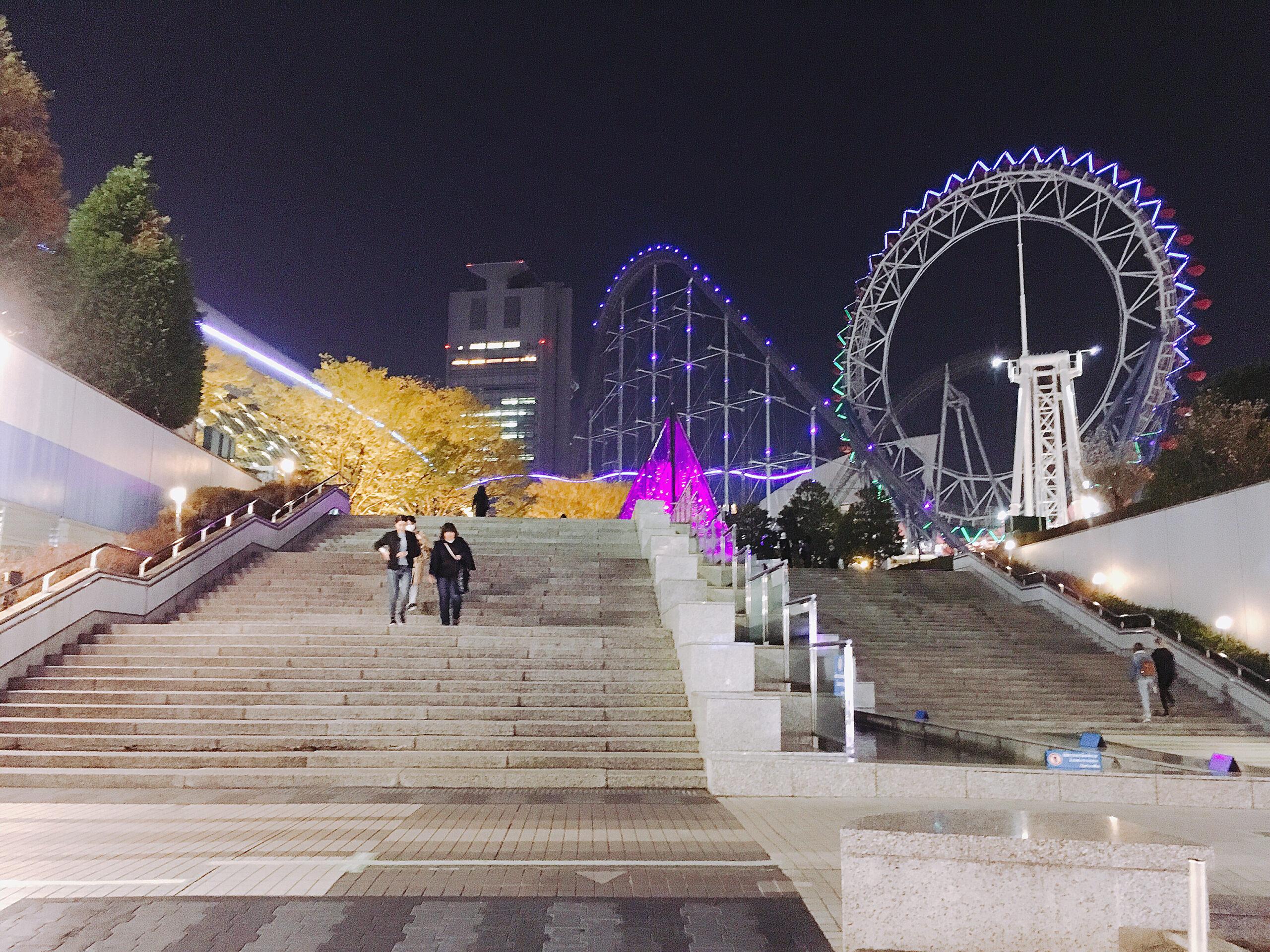 :東京ドームシティ アトラクションズ