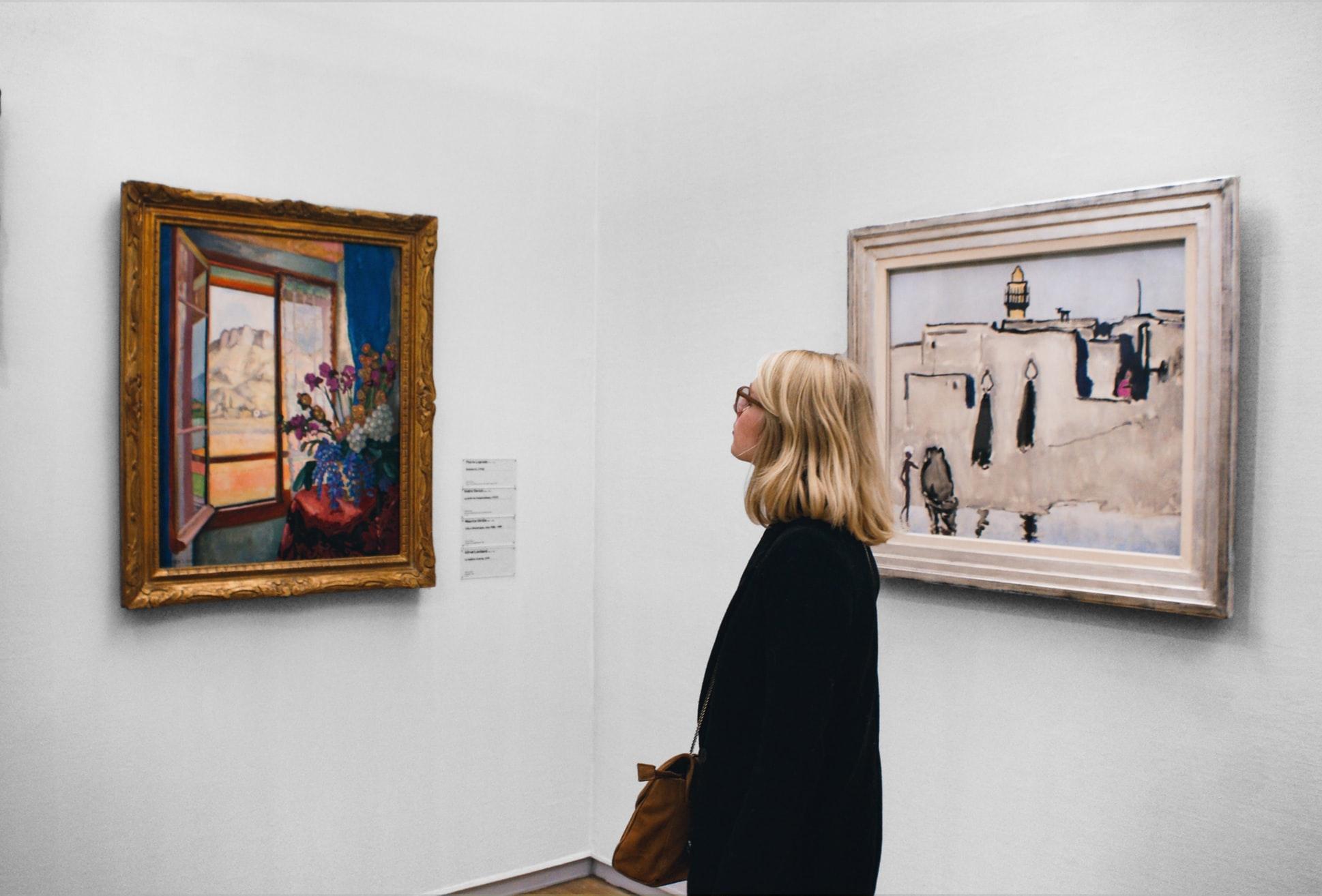 美術も手軽に楽しめる時代へ