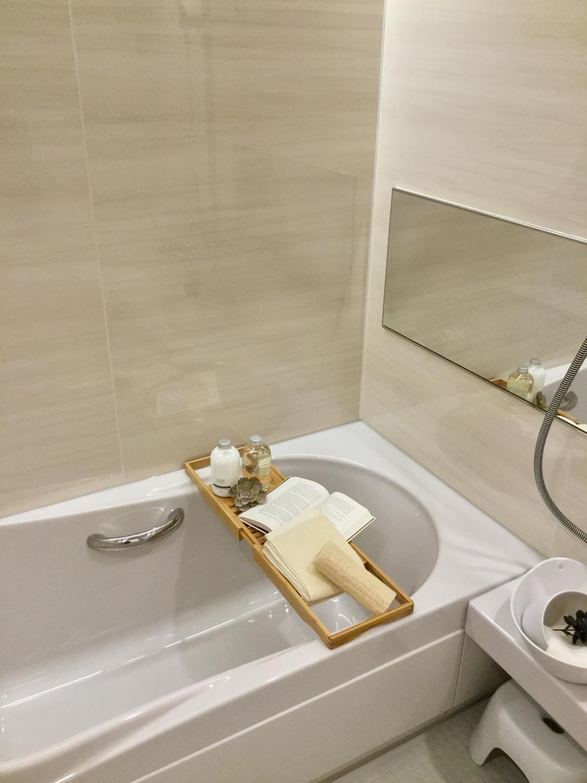 お風呂ってめんどくさい〜