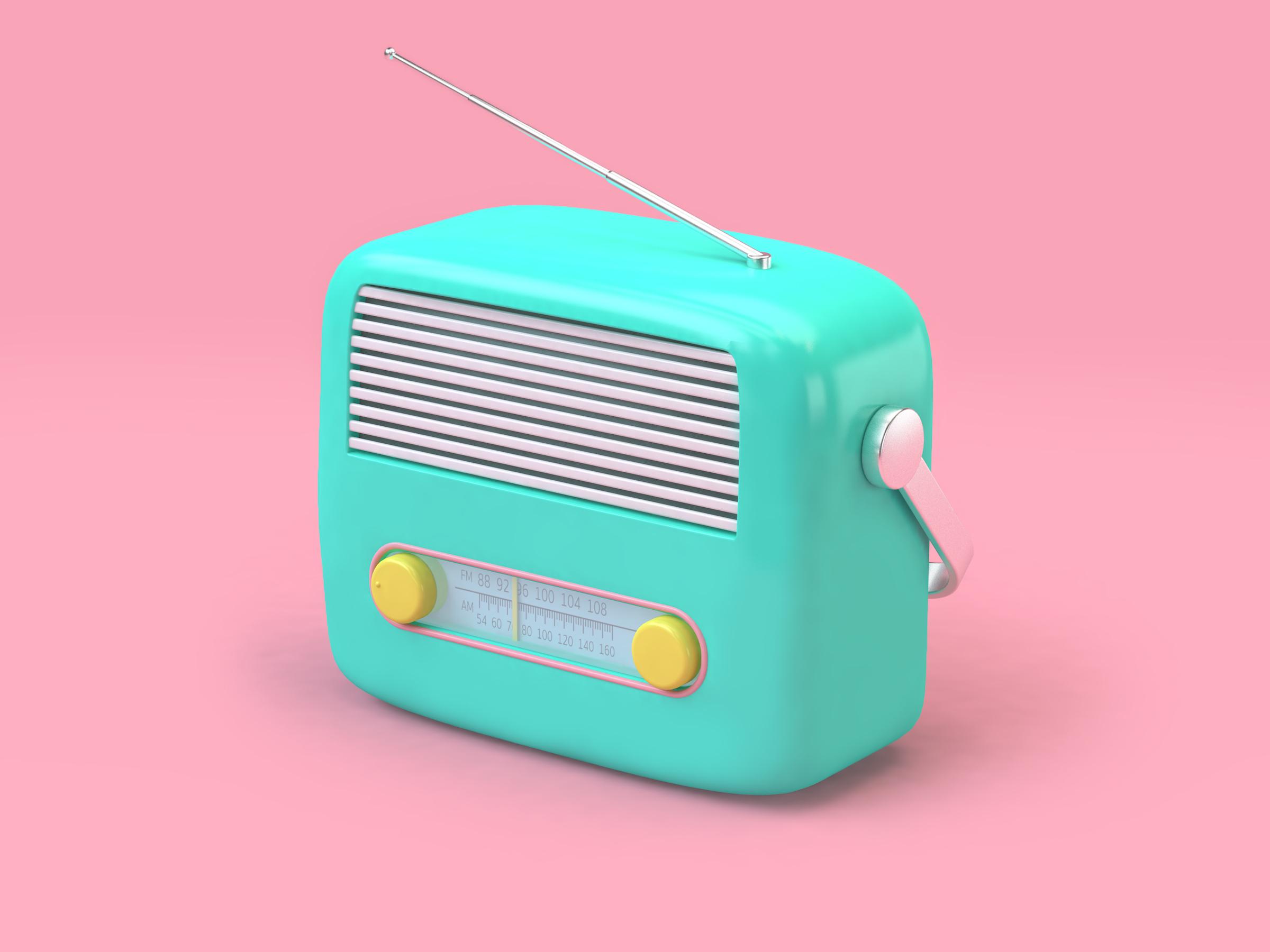過去のラジオ番組も聴けるんです