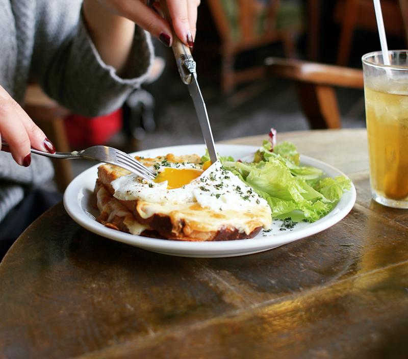 時短レシピで、心もお腹も満たされる