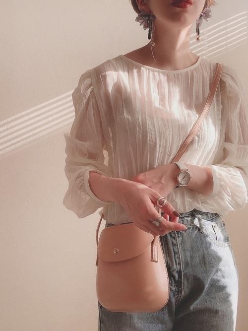 □ワッシャープリーツ