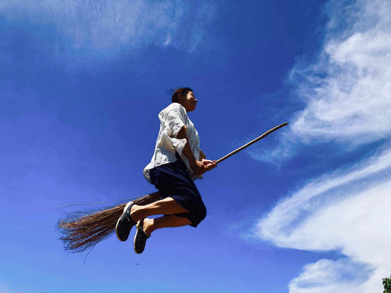 1:空を飛ぶ夢