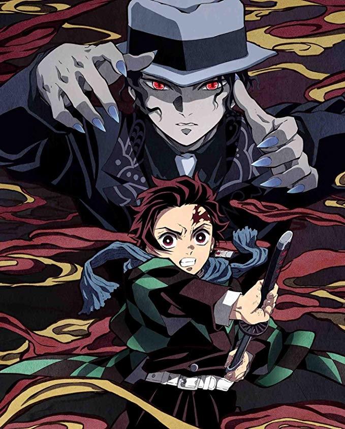 (1)鬼と人間の戦い