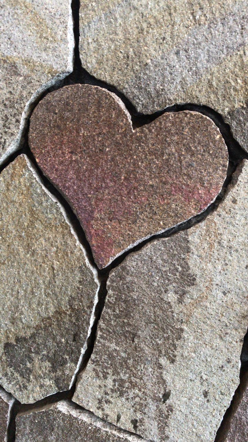 ハートの石で恋愛運UP?