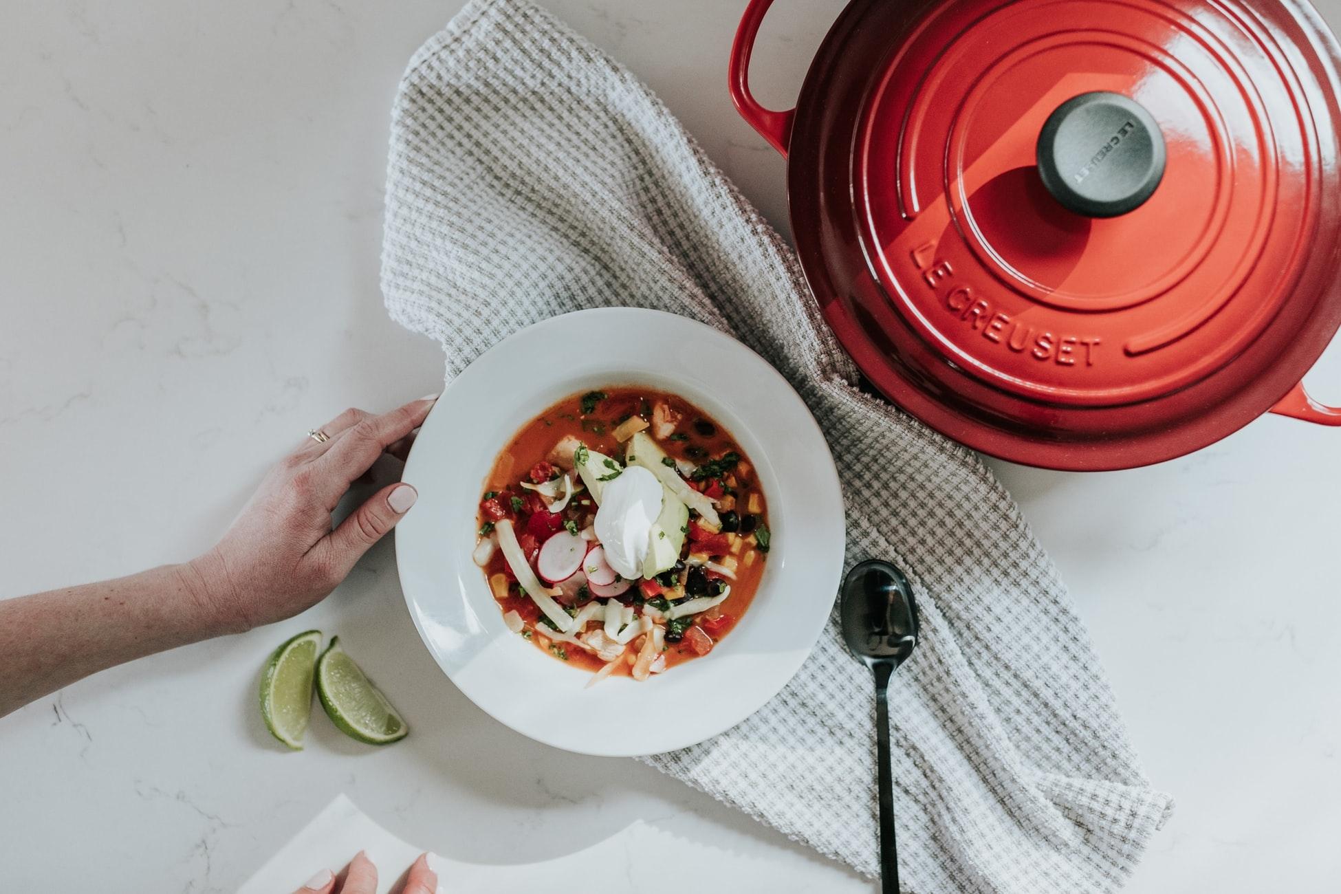 *:外食を再現するひとり料理