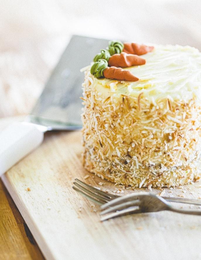 キャロットケーキってどんな味?