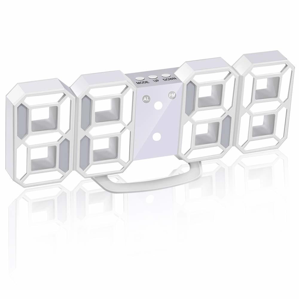 5 見やすい&おしゃれなデジタル時計