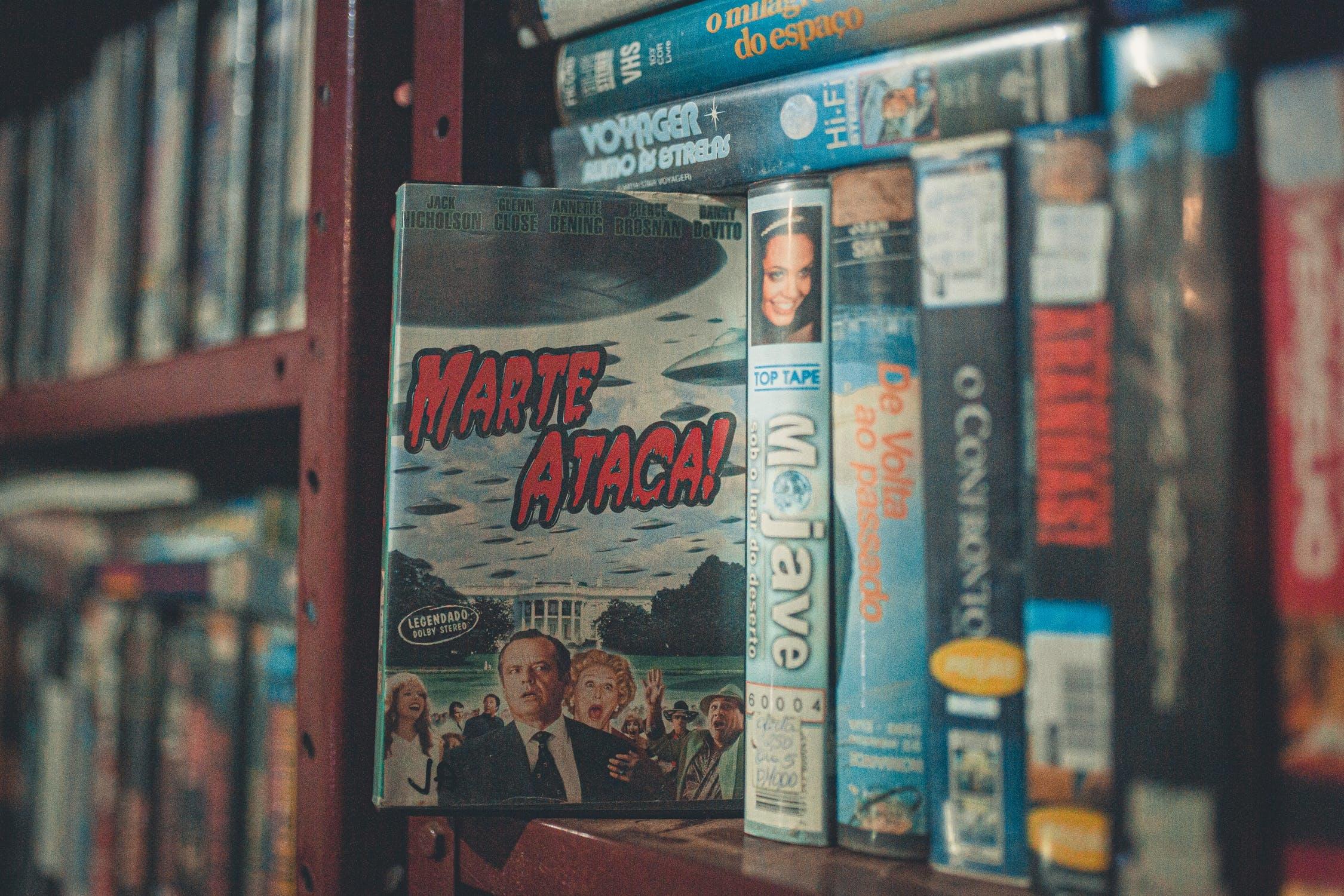 映画好きにはたまらないスポット