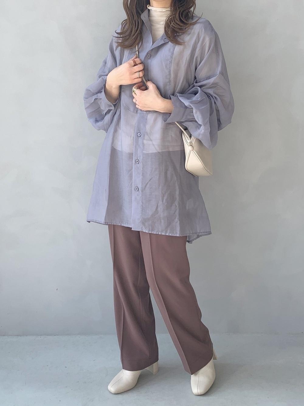 ベーシックストレートパンツ ¥2,099