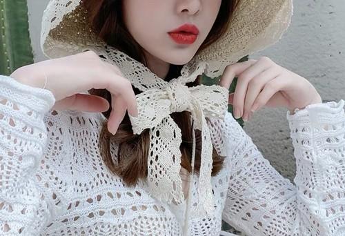 3|帽子を使って簡単ごまかし♡