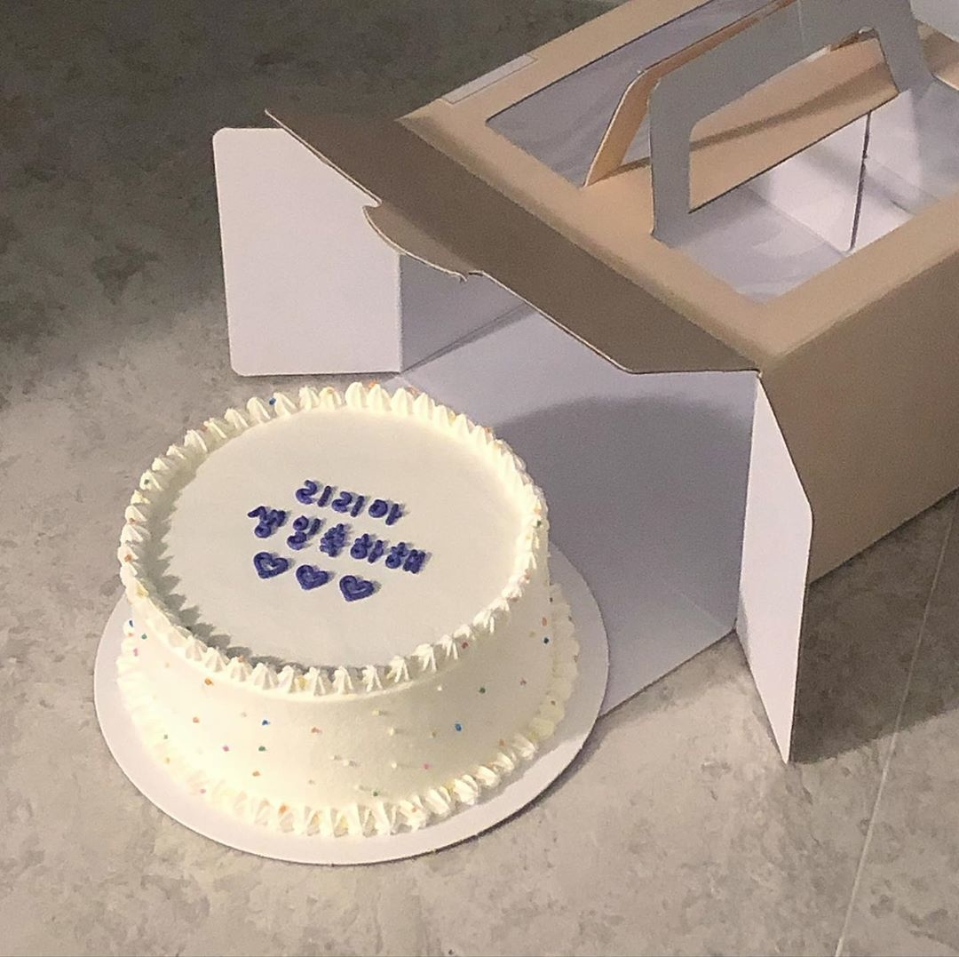 かわいいケーキがいっぱい!