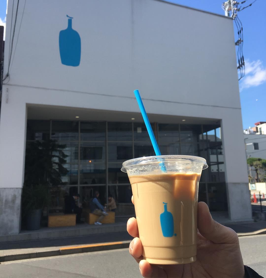 ⑧世界的に愛されている人気ブランド BLUE BOTTLE COFFEE