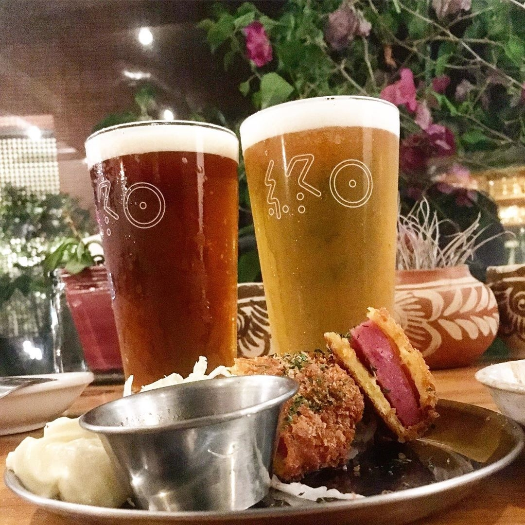 (2)クラフトビールを飲むなら『終日one』