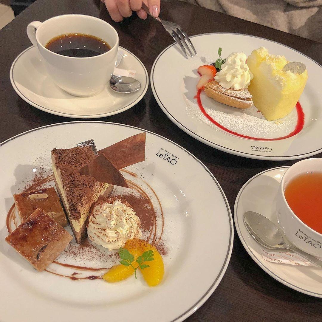 『小樽洋菓子舗ルタオ本店』