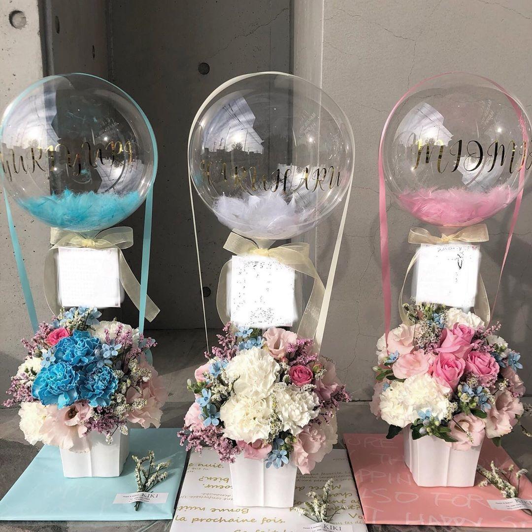ー♡→ Flower&Balloonkiki