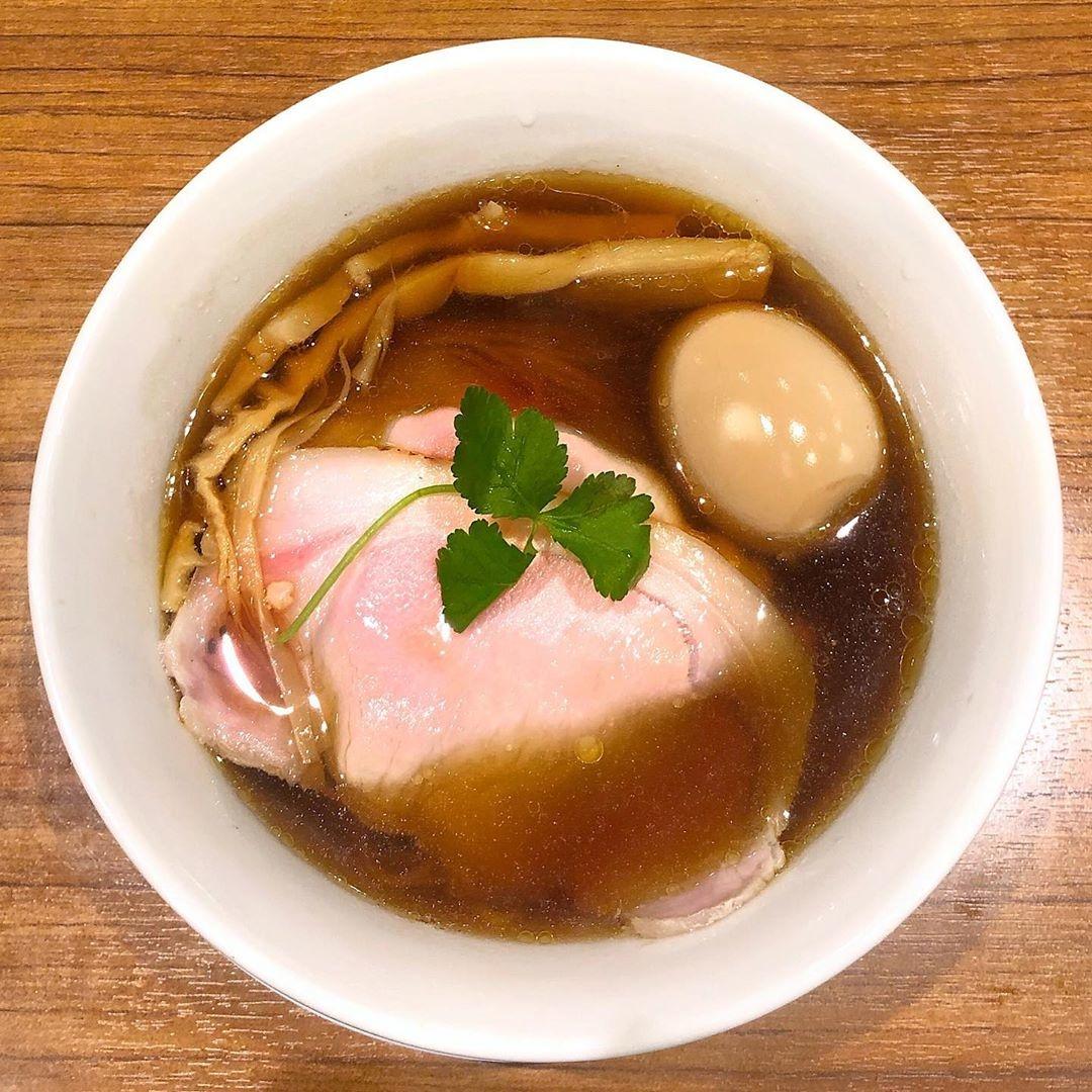 大阪府:SOUP&NOODLE 桜鳳