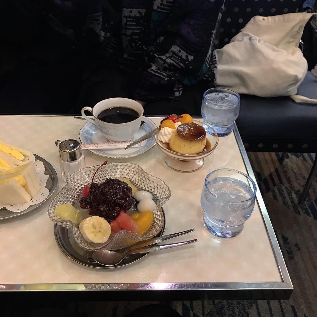 □喫茶アメリカン