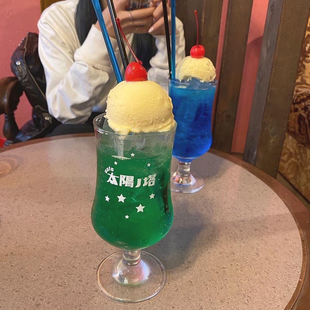 □Cafe 太陽ノ塔 別館