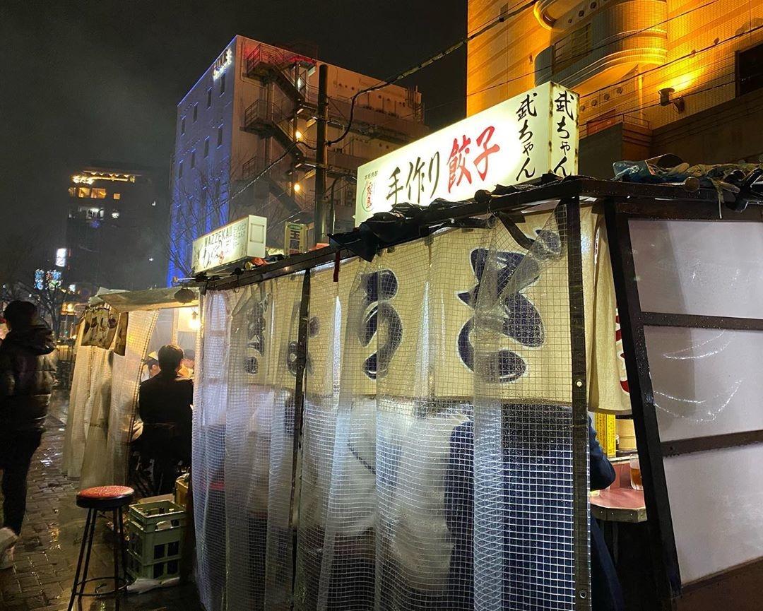 美味しいもの食べよう|中洲屋台街