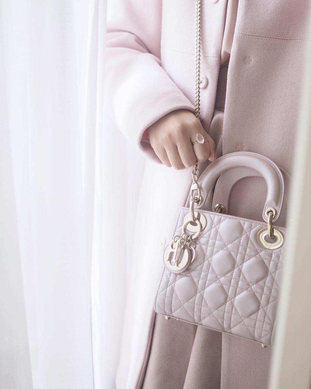 Diorの代表的アイコンとして有名