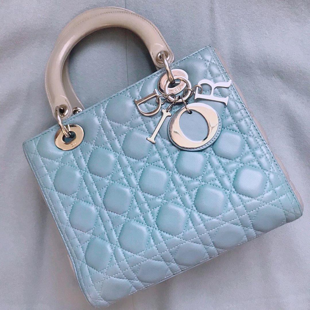誕生以来愛されてきたLady Diorバッグ