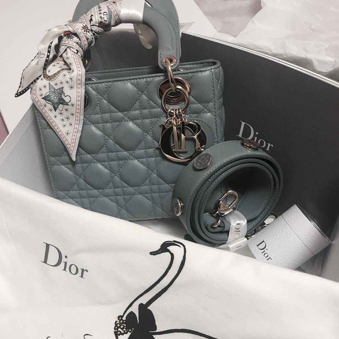 憧れのブランド、Christian Dior