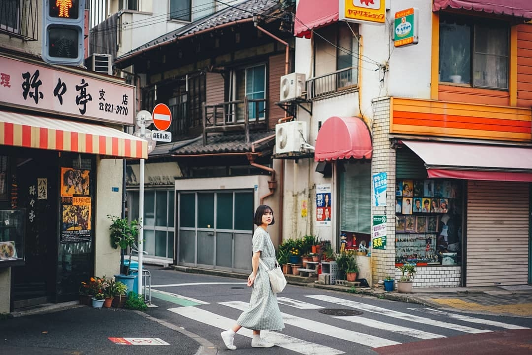 その街の住人になったように歩きたい