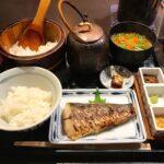 和食のランチメニュー