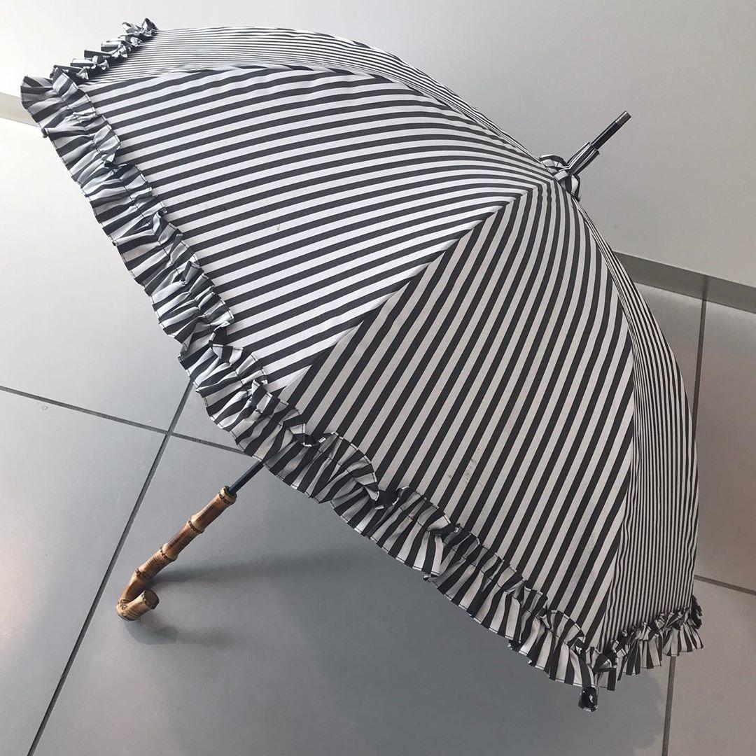 日傘は完全遮光が安心