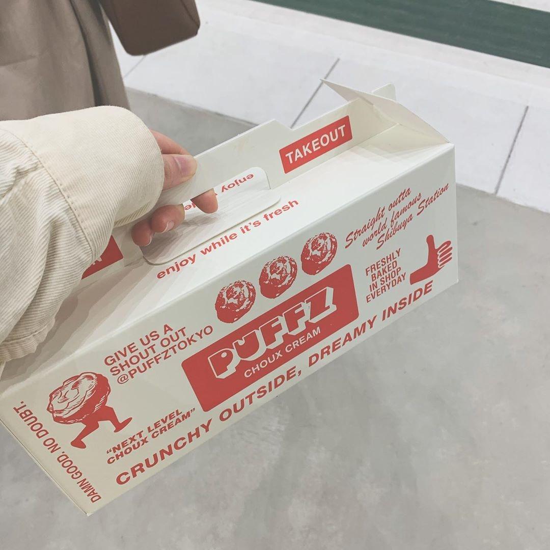 東京:ポップで可愛いパッケージ