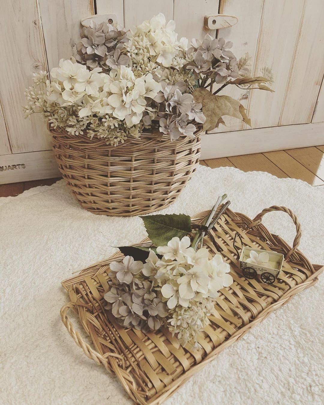 ⑤造花も110円で買える時代