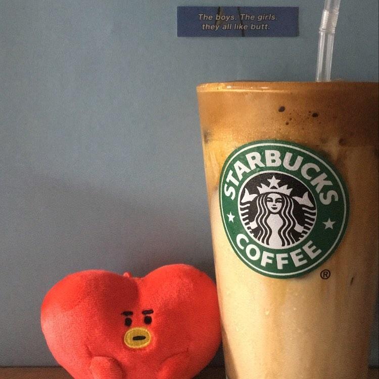 韓国でバズっている新感覚コーヒーです