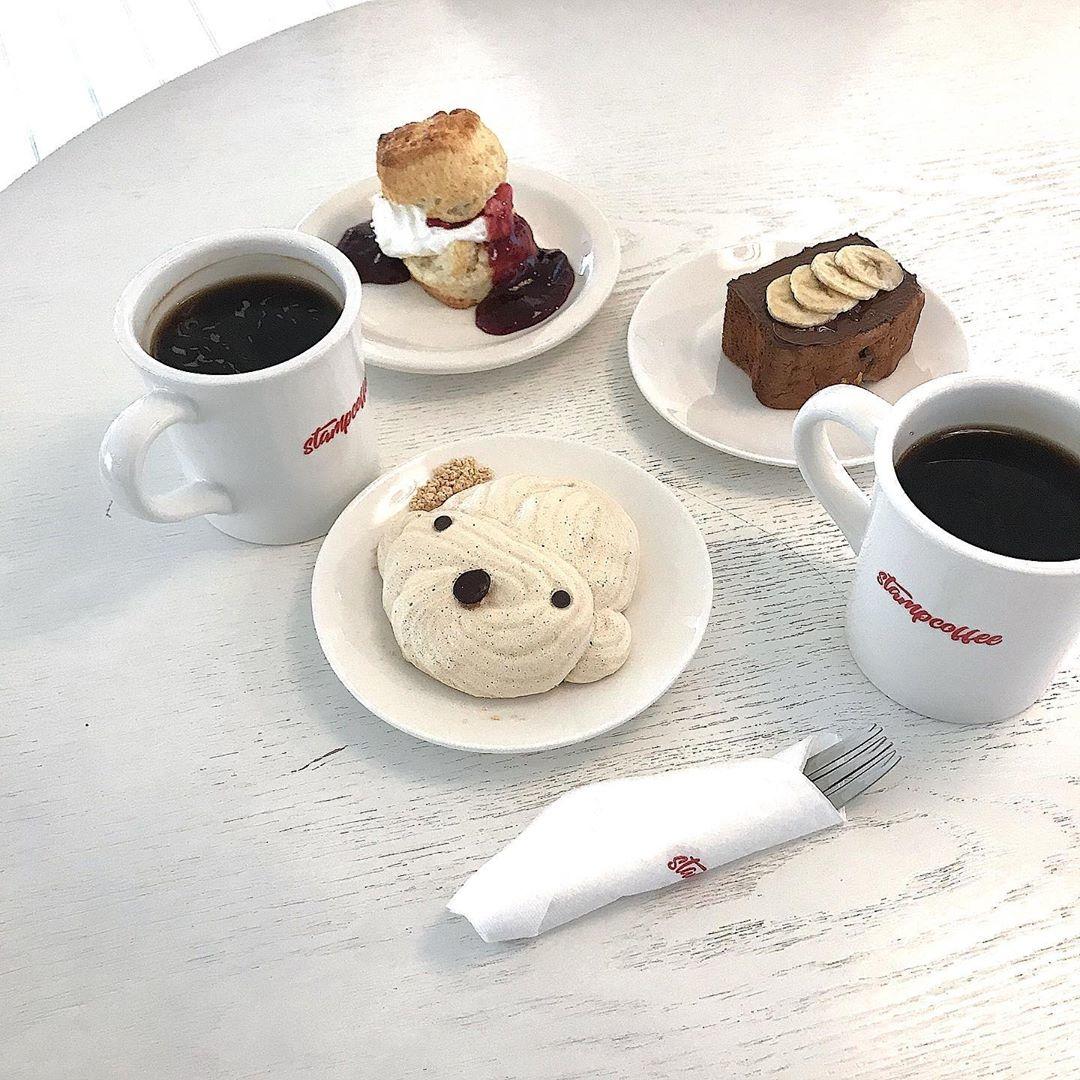 『Stamp Coffee』|延南洞