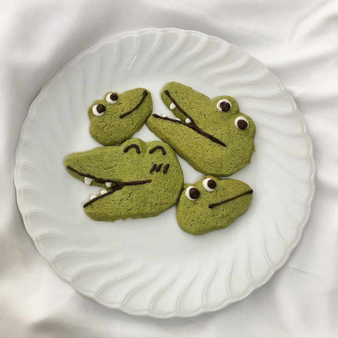 難度☆☆☆|キャラクタークッキー