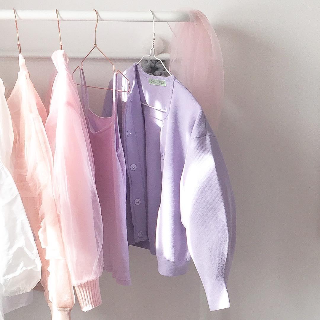 トリセツ1 ふんわり甘いカラーの春服を着る!